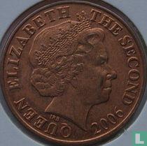 Jersey 2 pence 2006