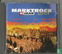Marktrock Leuven 15 jaar