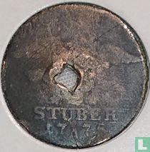 Oost Friesland 2 stuber 1775