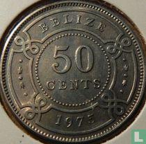 Belize 50 cents 1975