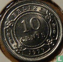 Belize 10 cents 1979
