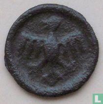"Deventer 1 Bracteaat 1460- 1500 ""Holpenning of Braemsche"""