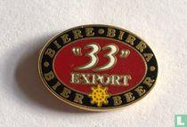 """""""33"""" Export biere de luxe"""