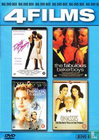 Big DVD Box - 4 Films