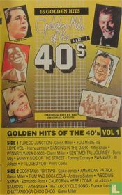 Golden Hits of the 40's 1