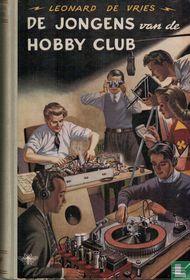 De jongens van de hobby club