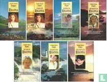 Complete 7 delige serie over de kleurrijke bewoners van een prachtig schots eiland Rhanna