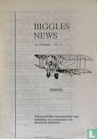 Biggles News Magazine 1