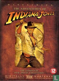 The Adventures of Indiana Jones [volle box]