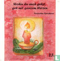 23. Lutzi's Kaminfeuer nach Hildegard