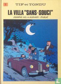 """La villa """"Sans-souci"""""""