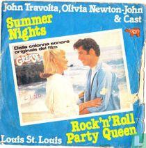 Summer Nights - Rock'n'Roll Party Queen