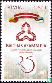 25 jaar Baltische Assemblee