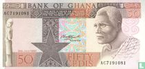 Ghana 50 Cedis 1980