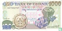 Ghana 1000 Cedis 1999