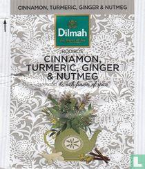 Cinnamon, Turmeric, Ginger & Nutmeg
