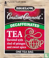 """Constant Comment"" [r[ Decaffeinated"