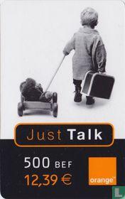 PrePay Just Talk
