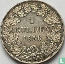Beieren 1 gulden 1856