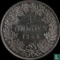 Beieren 1 gulden 1844