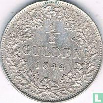 Beieren ½ gulden 1844
