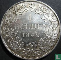 Beieren 1 gulden 1842