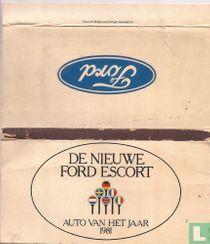 De nieuwe Ford Escort