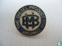 B M The Diesel Product for Comfort