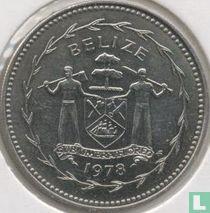 "Belize 50 cents 1978 ""Frigate birds"""