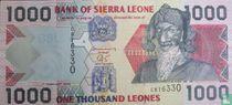 Sierra Leone 1.000 Leones 2002