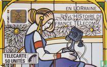 En LORrainne l'HIStoire de france TELecom