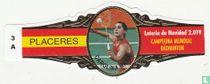 Carolina Marin (Badminton world champion)