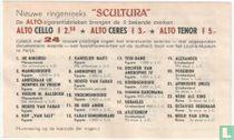 Beschrijvingskaart - Serie Scultura
