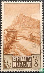Beelden van San Marino