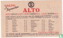 beschrijvingskaart - serie ethnos
