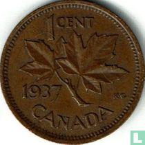 Canada 1 cent 1937