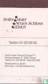 Seiler Hotel - Neues Schloss - Zürich