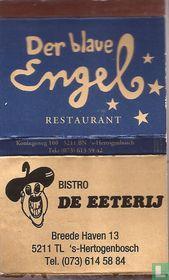 Der Blauwe Engel -restaurant / Bistro De Eeterij