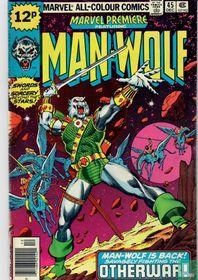 Man-Wolf 45