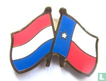 Vlaggen Nederland - Texas