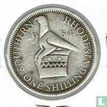 Zuid-Rhodesië 1 shilling 1934