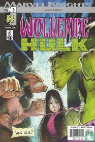 Wolverine / Hulk 3