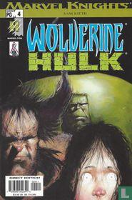 Wolverine / Hulk 4