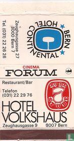 Hotel Volkshaus / Hotel Continental