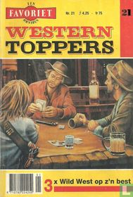 Western Toppers Omnibus 21