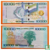 Sierra Leone 10000 Leones 2015