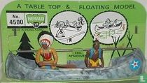 Indianen in kano