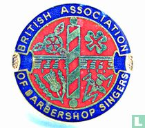 British Association of Barbershop Singer