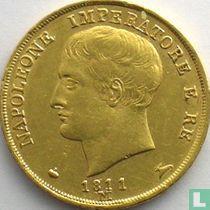Koninkrijk Italië 20 lire 1811