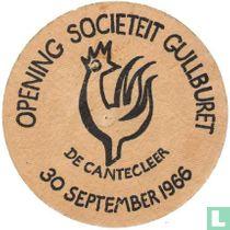Opening societeit gullburet - De cantecleer